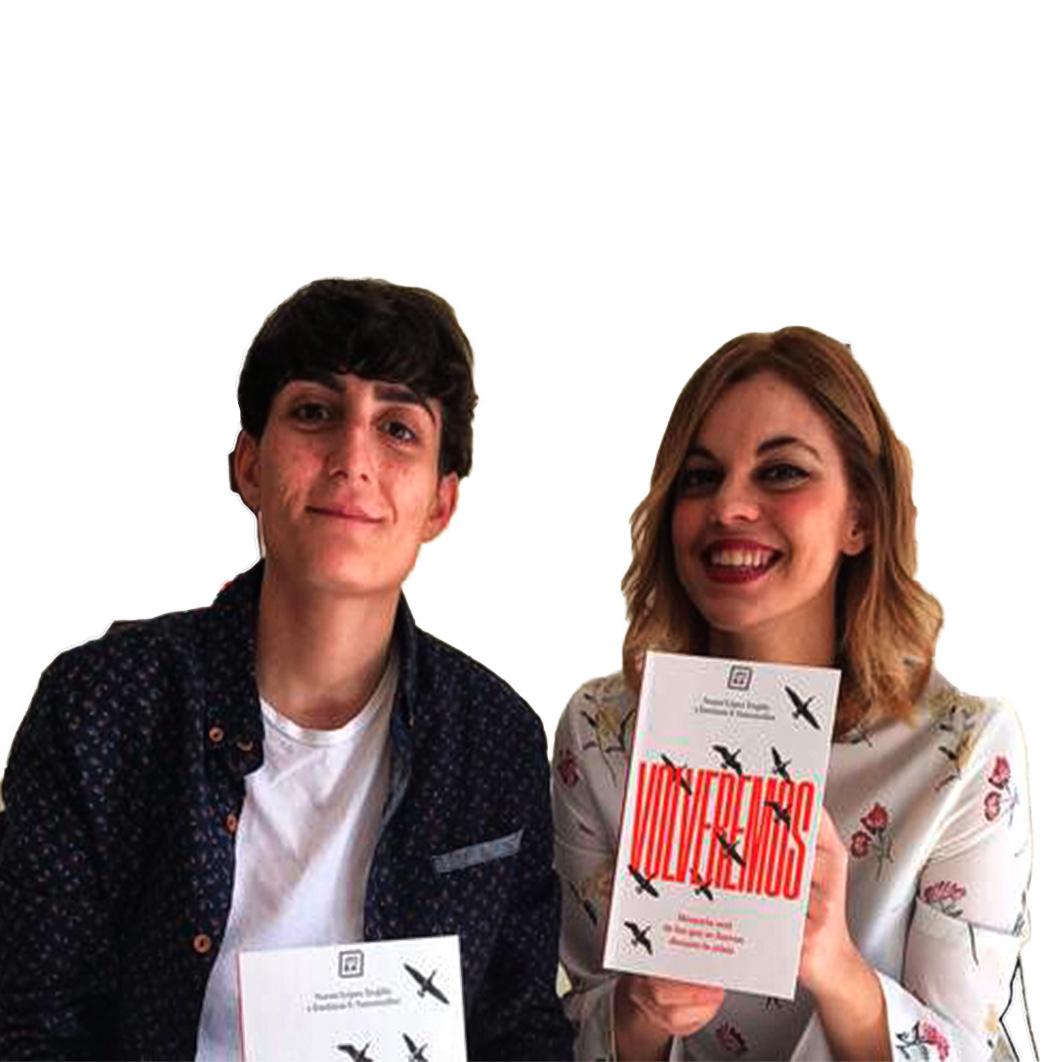 Noemí Lopez y Fanny Vasconcellos