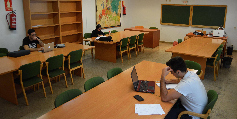 Sala Estudios